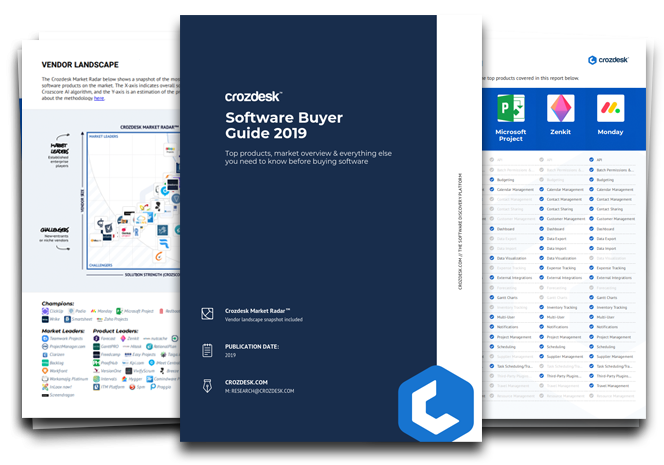 2019 Software Buyer Guide Mockup