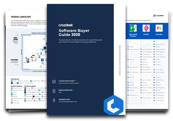 2020 Software Buyer Guide Mockup