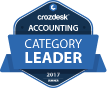 Xero Accounting Software Award 2017
