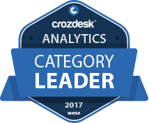 Crazy Egg Analytics Software Award 2017