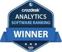 Analytics Winner Badge