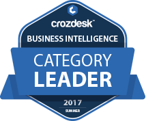 SAP Crystal Server Business Intelligence (BI) Software Award 2017