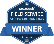 Field Service Management (FSM) Winner Badge