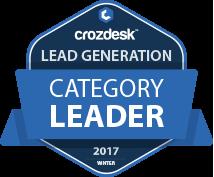 Lead Generation Leader Badge