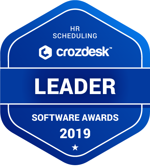 Humanity HR Scheduling Software Award 2019