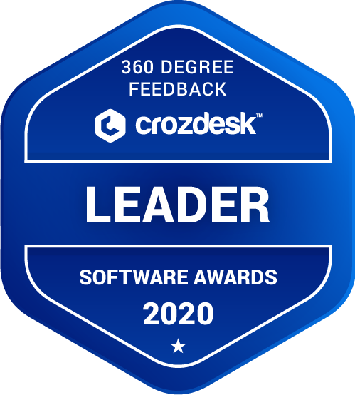 QuestionPro 360 Degree Feedback Software Award 2020