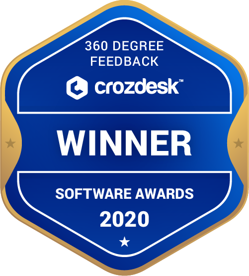 360 Degree Feedback Winner Badge
