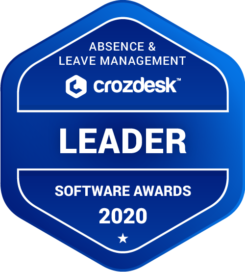 CakeHR by Sage Absence & Leave Management Software Award 2020
