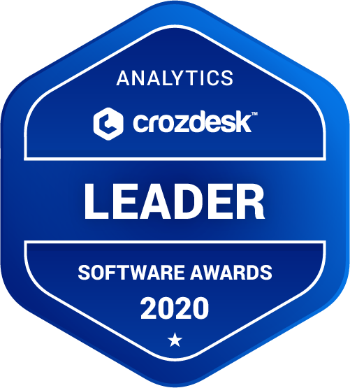 Sisense Analytics Software Award 2020