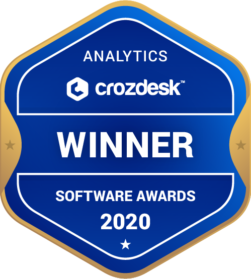 Google Analytics Analytics Software Award 2020