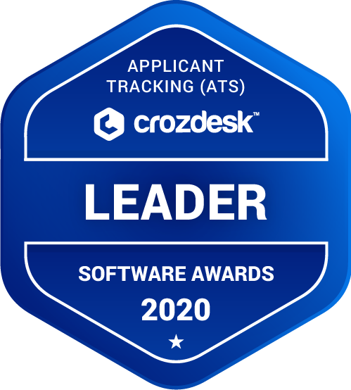BambooHR Applicant Tracking (ATS) Software Award 2020