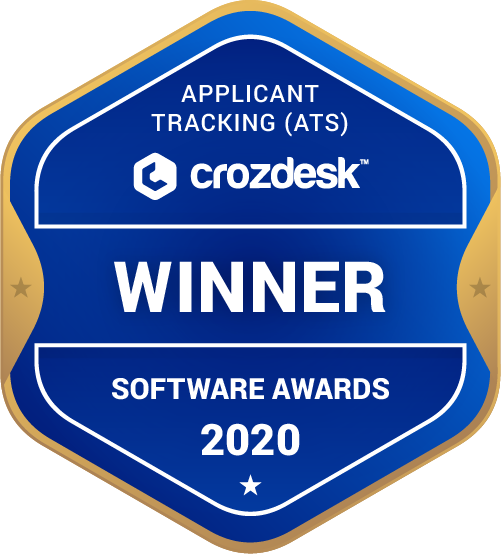 Applicant Tracking (ATS) Winner Badge