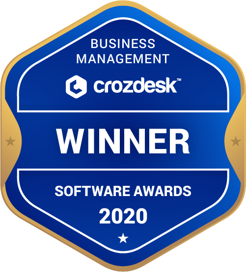 Business Management Winner Badge