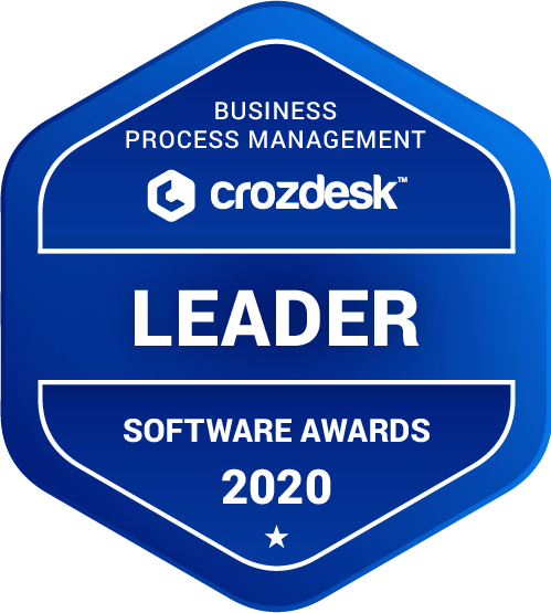 Signavio Process Manager Business Process Management (BPM) Software Award 2020