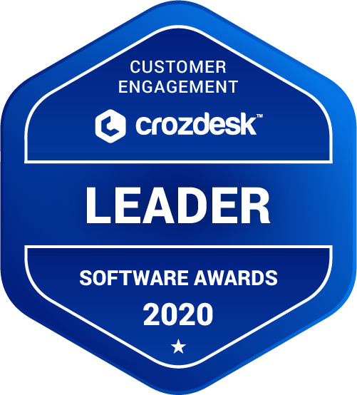Strikedeck Customer Engagement Software Award 2020