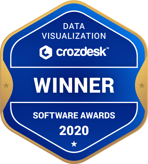 Data Visualization Winner Badge