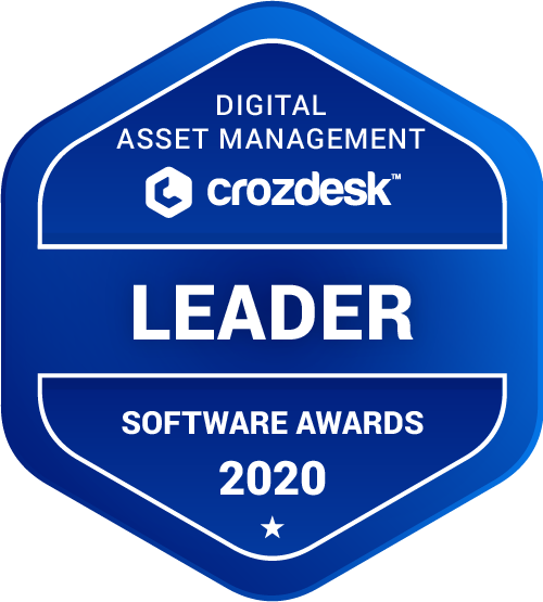Brandfolder Digital Asset Management Software Award 2020