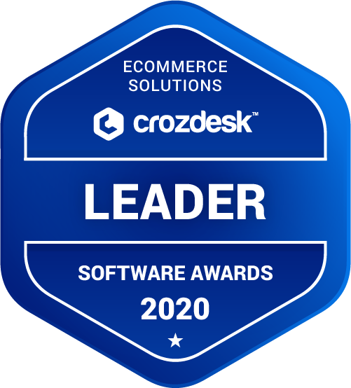 BigCommerce eCommerce Solutions Software Award 2020