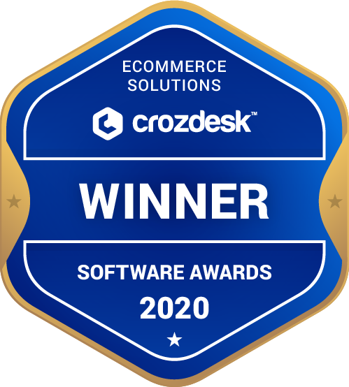 Shopify eCommerce Solutions Software Award 2020