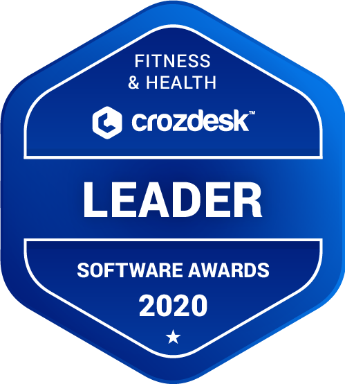 Acuity Scheduling Fitness & Health Software Award 2020