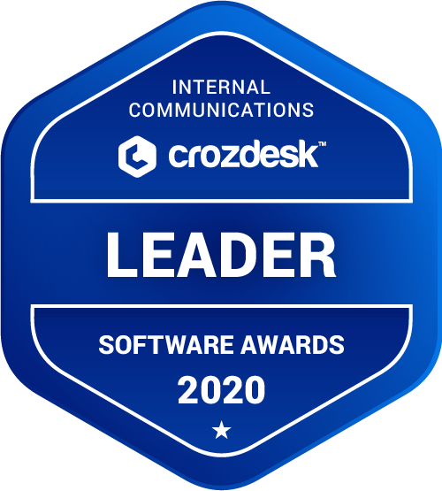 GotoMeeting Internal Communications Software Award 2020