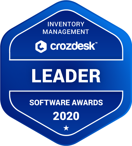 ZapERP Inventory Inventory Management Software Award 2020