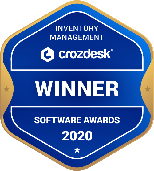 Veeqo Inventory Management Software Award 2020