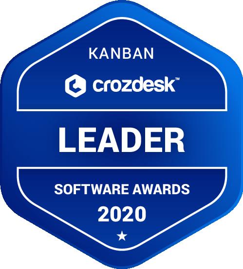 Kanban Leader Badge