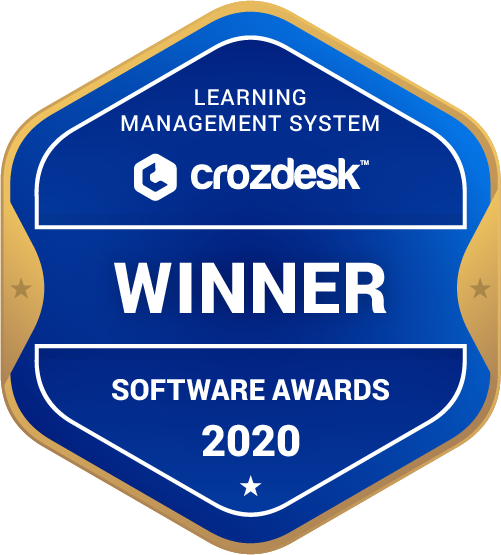 TalentLMS Learning Management System (LMS) Software Award 2020