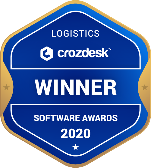 Logistics Winner Badge
