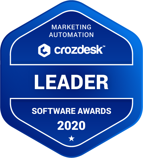 SendinBlue Marketing Automation Software Award 2020
