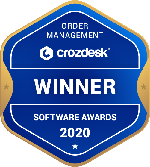 Order Management Winner Badge
