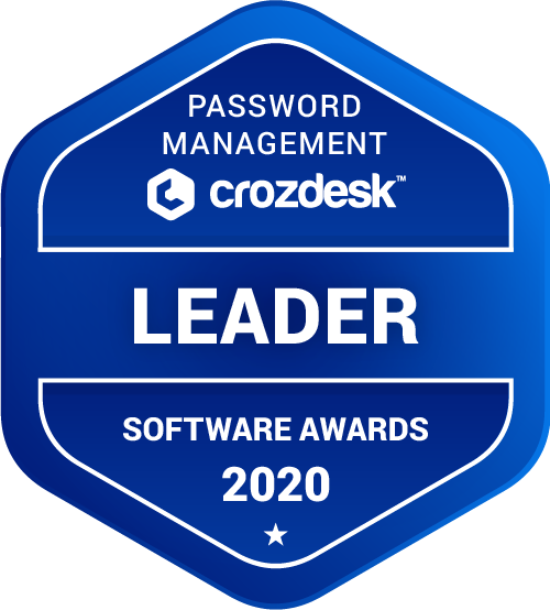 Password Management Leader Badge