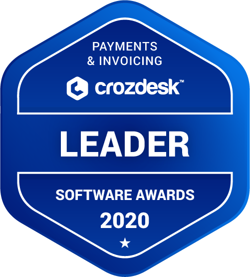 HostBooks Accounting Payments & Invoicing Software Award 2020