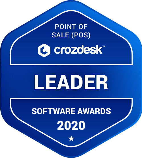 NCR Point of Sale (POS) Software Award 2020