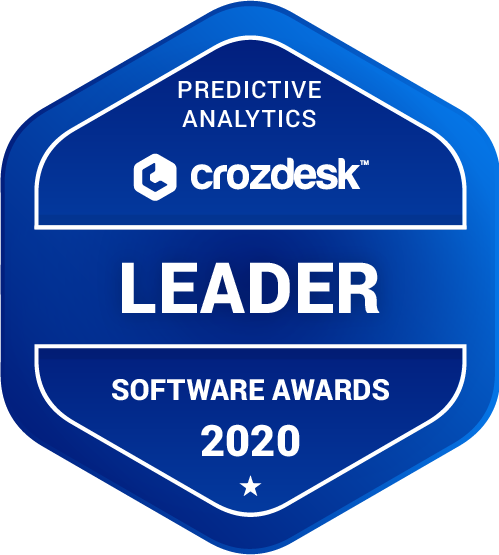 GoodData Predictive Analytics Software Award 2020
