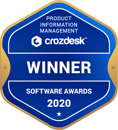 Akeneo PIM Product Information Management (PIM) Software Award 2020