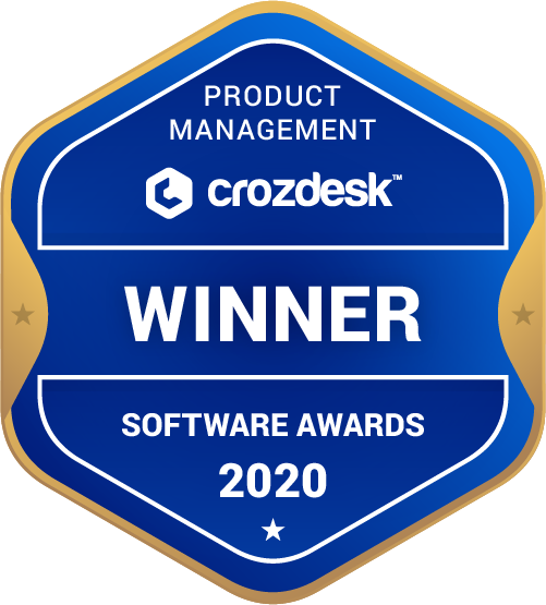 Product Management Winner Badge