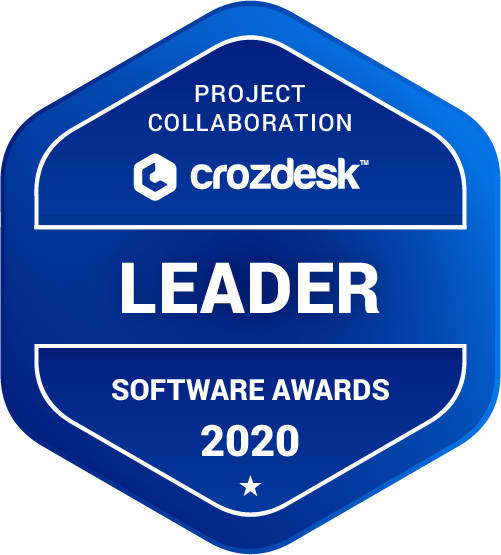 Confluence Project Collaboration Software Award 2020