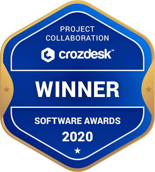 Project Collaboration Winner Badge