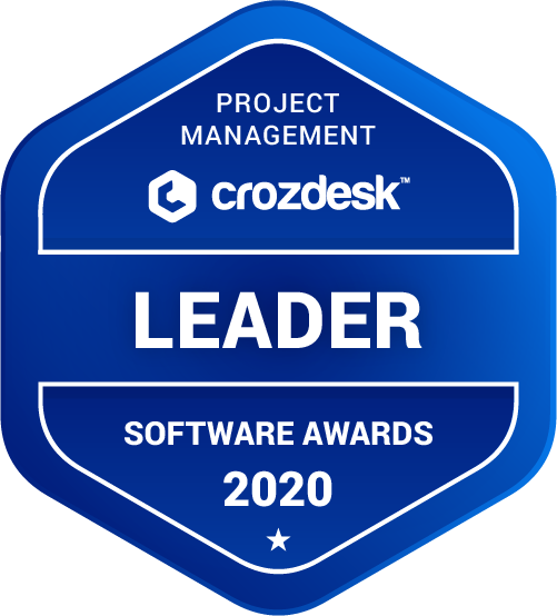 Comindware Project Project Management Software Award 2020
