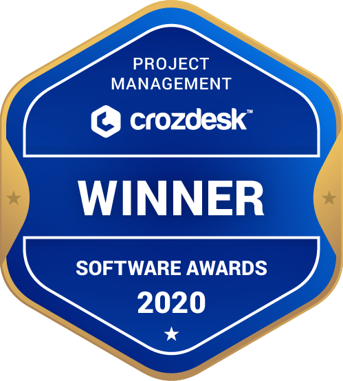 Project Management Winner Badge