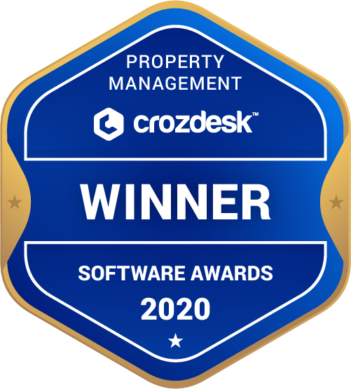 Guesty Property Management Software Award 2020