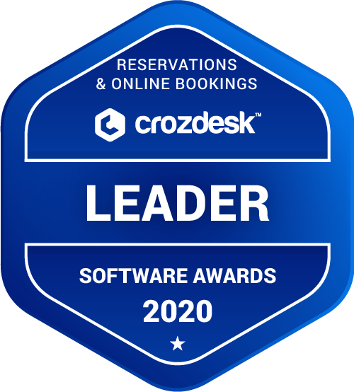 Reservations & Online Bookings Leader Badge