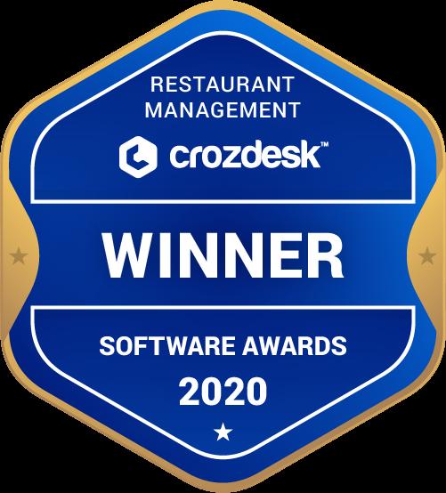 Restaurant Management Winner Badge