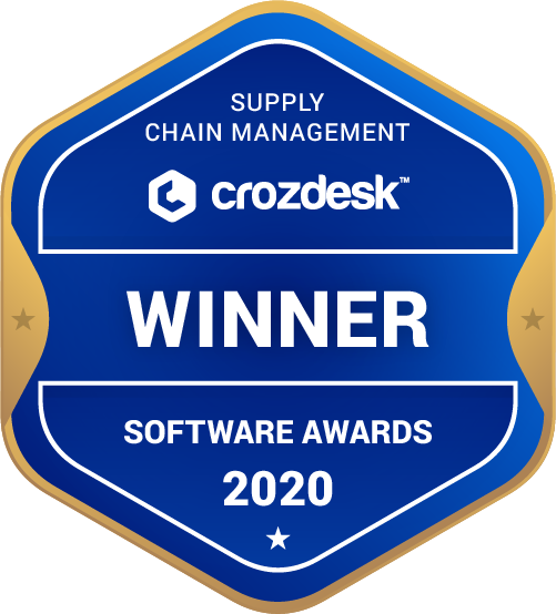 Oracle ERP Supply Chain Management Software Award 2020