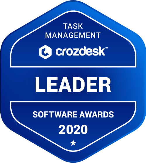 Hitask Task Management Software Award 2020