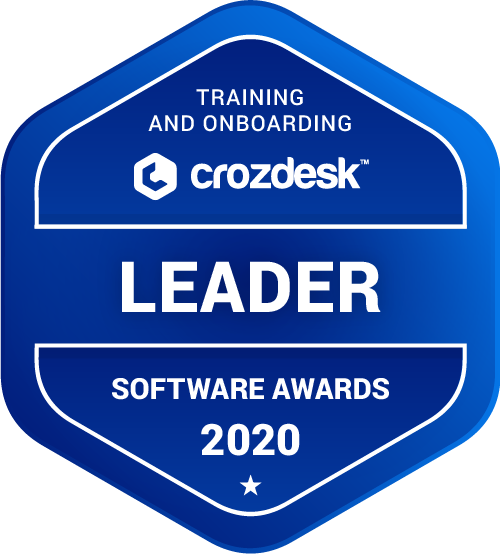iSpring Learn LMS Training and Onboarding Software Award 2020