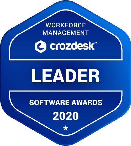 Weekdone Workforce Management Software Award 2020