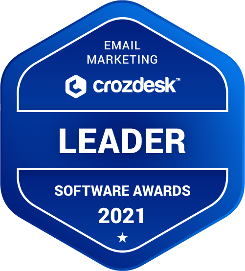 Email Marketing Leader Badge